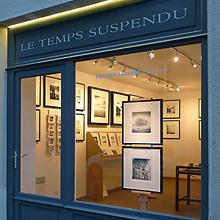 La galerie à Bayeux